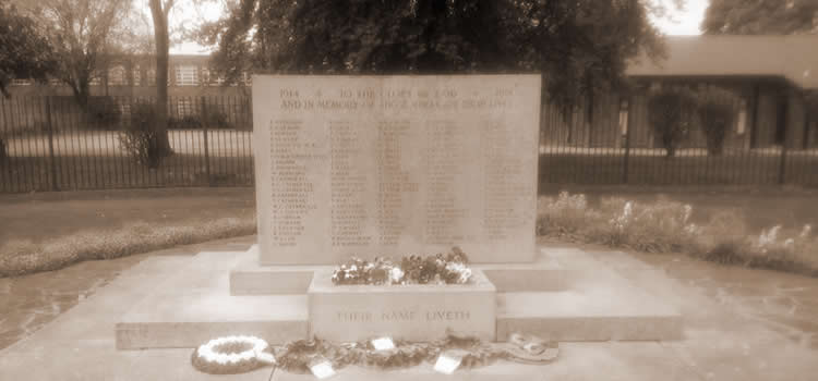 Buckley War Memorial