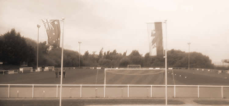 Globe Stadium Pavillion